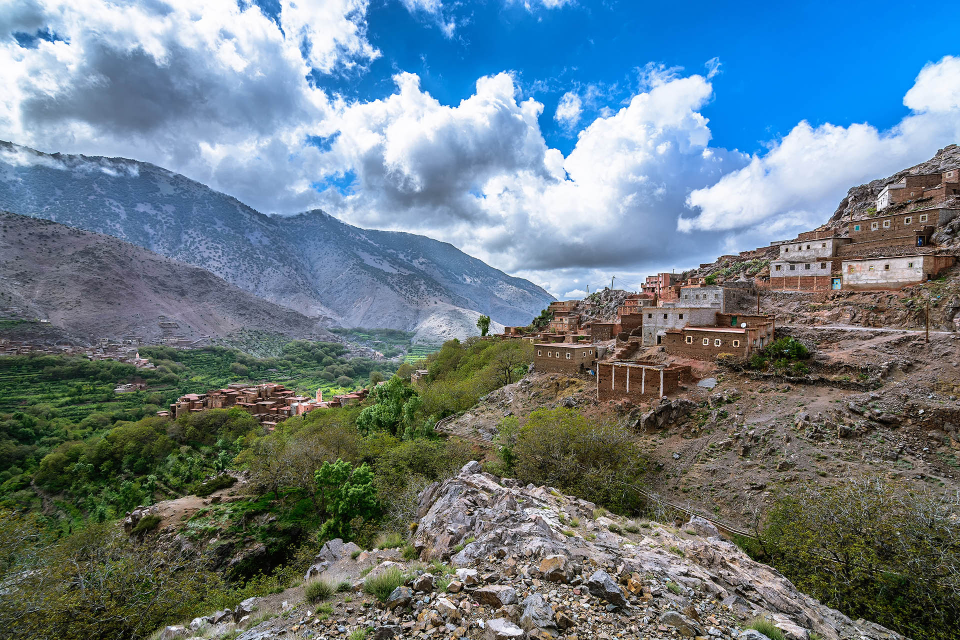 Id Issa ,Id Issa Village, Azzaden Valley, High Atlas Mountains, Morocco