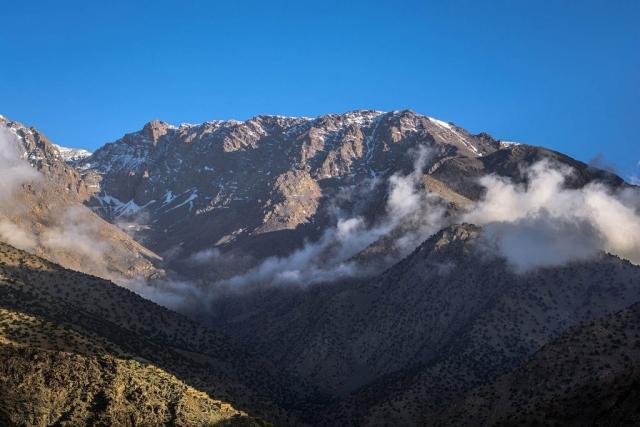 Tazaghart, Azzaden Valley, High Atlas Mountains, Morocco