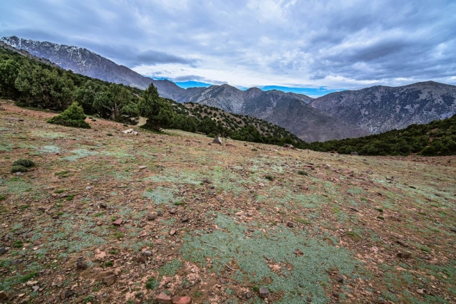 Tizi Oudide, High Atlas Mountains, Morocco